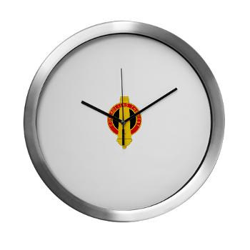 210FB - M01 - 03 - DUI - 210th Fires Bde Modern Wall Clock
