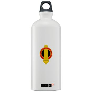 210FB - M01 - 03 - DUI - 210th Fires Bde Sigg Water Bottle 1.0L