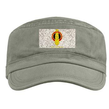 210FB - A01 - 01 - DUI - 210th Fires Bde with Text Military Cap
