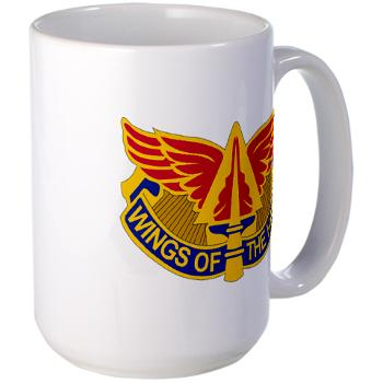 244AB - M01 - 03 - DUI - 244th Aviation Brigade - Large Mug