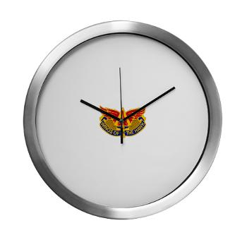 244AB - M01 - 03 - DUI - 244th Aviation Brigade - Modern Wall Clock