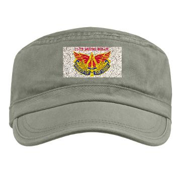 244AB - A01 - 01 - DUI - 244th Aviation Brigade with Text - Military Cap