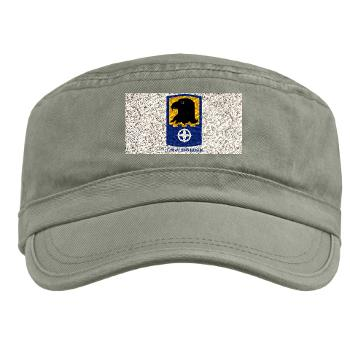 244AB - A01 - 01 - SSI - 244th Aviation Brigade with Text - Military Cap