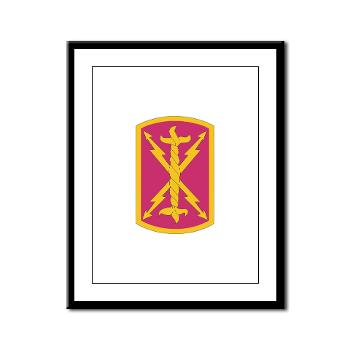 256SC - M01 - 02 - DUI - 256th Signal Company - Framed Panel Print