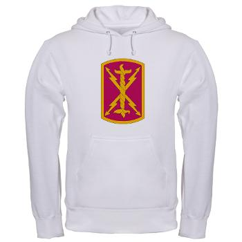 256SC - A01 - 03 - DUI - 256th Signal Company - Hooded Sweatshirt