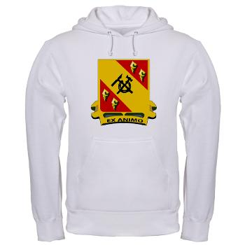 27BSB - A01 - 03 - DUI - 27th Brigade - Support Battalion - Hooded Sweatshirt