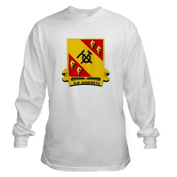 27BSB - A01 - 03 - DUI - 27th Brigade - Support Battalion - Long Sleeve T-Shirt