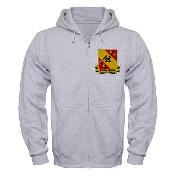 27BSB - A01 - 03 - DUI - 27th Brigade - Support Battalion - Zip Hoodie