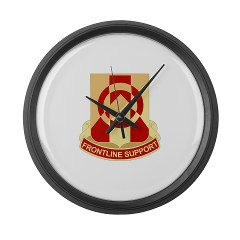 296BSB - M01 - 03 - DUI - 296th Bde - Support Bn - Large Wall Clock
