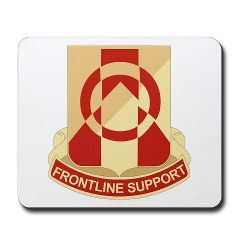 296BSB - M01 - 03 - DUI - 296th Bde - Support Bn - Mousepad