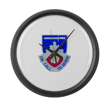 299BSBN - M01 - 03 - DUI - 299th Bde - Support Bn - Large Wall Clock