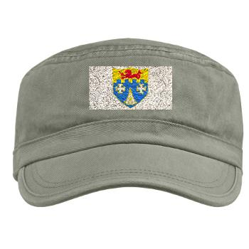 2B12IR - A01 - 01 - DUI - 2nd Battalion - 12th Infantry Regiment - Military Cap
