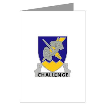 2B158AR - M01 - 02 - 2nd Battalion, 158th Aviation Regiment - Greeting Cards (Pk of 10)
