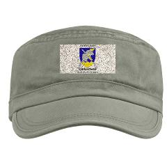 2B158AR - A01 - 01 - 2nd Battalion, 158th Aviation Regiment with Text - Military Cap