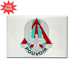 2B227AR - M01 - 01 - DUI - 2nd Bn - 227th Aviation Regt - Rectangle Magnet (100 pack)