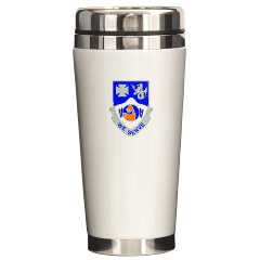 2B23IR - M01 - 03 - DUI - 2nd Battalion - 23rd Infantry Regiment Ceramic Travel Mug