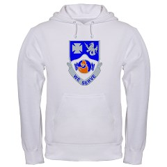 2B23IR - A01 - 03 - DUI - 2nd Battalion - 23rd Infantry Regiment Hooded Sweatshirt