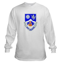 2B23IR - A01 - 03 - DUI - 2nd Battalion - 23rd Infantry Regiment Long Sleeve T-Shirt