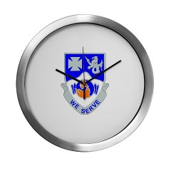 2B23IR - M01 - 03 - DUI - 2nd Battalion - 23rd Infantry Regiment Modern Wall Clock