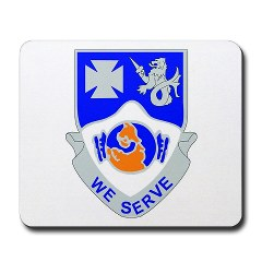 2B23IR - M01 - 03 - DUI - 2nd Battalion - 23rd Infantry Regiment Mousepad