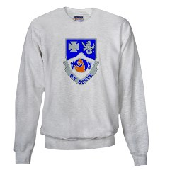 2B23IR - A01 - 03 - DUI - 2nd Battalion - 23rd Infantry Regiment Sweatshirt