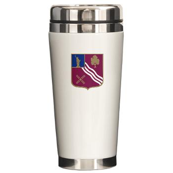 2B306FAR - M01 - 03 - DUI - 2nd Bn - 306th FA Regt - Ceramic Travel Mug