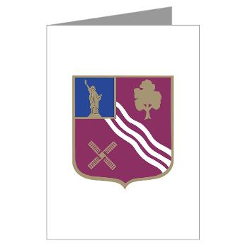 2B306FAR - M01 - 02 - DUI - 2nd Bn - 306th FA Regt - Greeting Cards (Pk of 10)