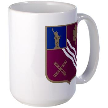 2B306FAR - M01 - 03 - DUI - 2nd Bn - 306th FA Regt - Large Mug