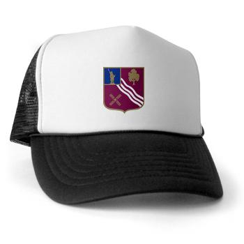 2B306FAR - A01 - 02 - DUI - 2nd Bn - 306th FA Regt - Trucker Hat