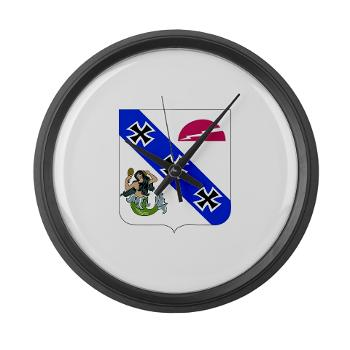 2B309RTSCSCSS - M01 - 03 - DUI - 2nd Bn - 309th Regt (TS) (CS/CSS) - Large Wall Clock