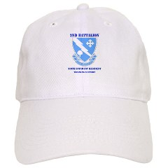 2B310ITS - A01 - 01 - DUI - 2nd Battalion - 310th Infantry (TS) with Text Cap