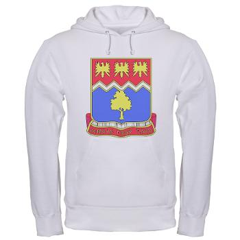 2B311IR - A01 - 03 - DUI - 2nd Bn - 311 Infantry Regt - Hooded Sweatshirt