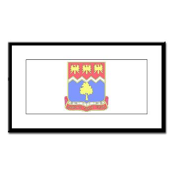 2B311IR - M01 - 02 - DUI - 2nd Bn - 311 Infantry Regt - Small Framed Print