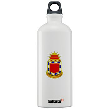 2B32FAR - M01 - 03 - DUI - 2nd Bn - 32nd Field Artillery Regiment Sigg Water Bottle 1.0L