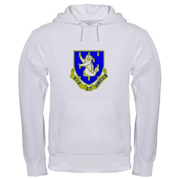 2B337RCSCSS - A01 - 03 - DUI - 2nd Bn - 337th Regiment CS/CSS Hooded Sweatshirt