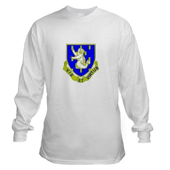 2B337RCSCSS - A01 - 03 - DUI - 2nd Bn - 337th Regiment CS/CSS Long Sleeve T-Shirt