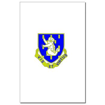 2B337RCSCSS - M01 - 02 - DUI - 2nd Bn - 337th Regiment CS/CSS Mini Poster Print