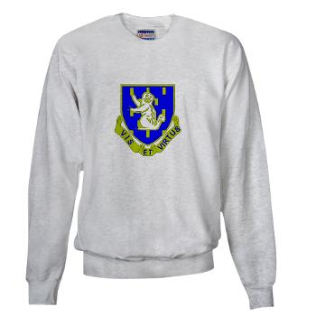 2B337RCSCSS - A01 - 03 - DUI - 2nd Bn - 337th Regiment CS/CSS Sweatshirt