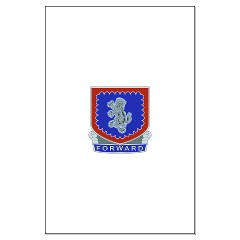 2B340RCSS - M01 - 02 - DUI - 2nd Bn - 340th Regt CSS Large Poster