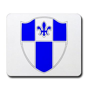 2B345IR - M01 - 03 - DUI - 2nd Bn - 345th Infantry Regt Mousepad