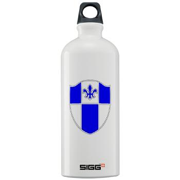 2B345IR - M01 - 03 - DUI - 2nd Bn - 345th Infantry Regt Sigg Water Bottle 1.0L