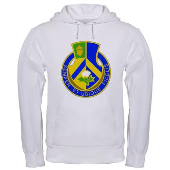 2B346R - A01 - 03 - DUI - 2nd Battalion - 346 Regiment - FSB Hooded Sweatshirt