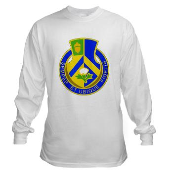 2B346R - A01 - 03 - DUI - 2nd Battalion - 346 Regiment - FSB Long Sleeve T-Shirt