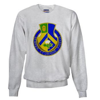 2B346R - A01 - 03 - DUI - 2nd Battalion - 346 Regiment - FSB Sweatshirt