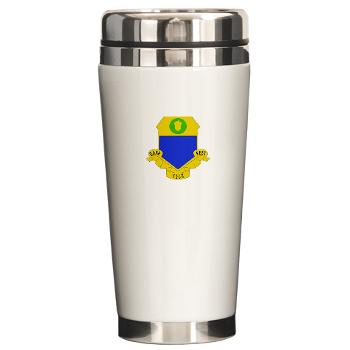 2B347IR - M01 - 03 - DUI - 2nd Bn - 347th Infantry Regt - Ceramic Travel Mug