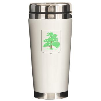 2B348RCSCSS - M01 - 03 - DUI - 2nd Battalion - 348th Regiment (CS/CSS) - Ceramic Travel Mug
