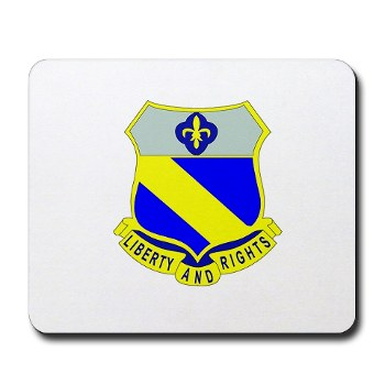 2B349R - M01 - 03 - DUI - 2nd Battalion - 349 Regt - Mousepad