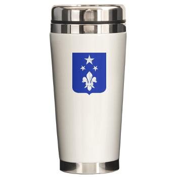 2B351IR - M01 - 03 - DUI - 2nd Bn - 351st Infantry Regt - Ceramic Travel Mug