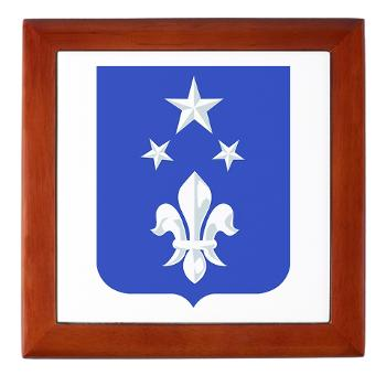 2B351IR - M01 - 03 - DUI - 2nd Bn - 351st Infantry Regt - Keepsake Box
