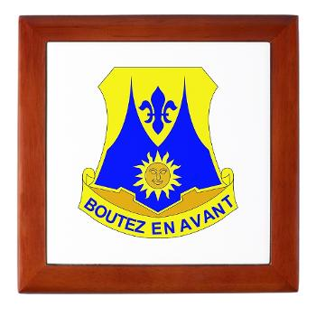 2B356R - M01 - 03 - DUI - 2nd Bn - 356th Regiment (LSB) Keepsake Box
